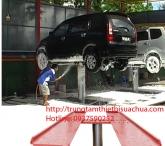Thiết bị cần thiết cho một tiệm rữa xe ô tô
