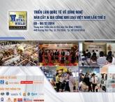 THÔNG TIN  TRIỂN LÃM QUỐC TẾ VỀ CÔNG NGHỆ  HÀN CẮT & GIA CÔNG KIM LOẠI VIỆT NAM - METAL&WELD 2014