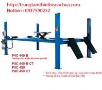 Cầu nâng 4 trụ P4C 440