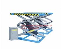Cầu nâng kiểu xếp  3.5 tấn TE-3500