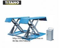 Cầu nâng kiểu xếp  3 tấn TL3000